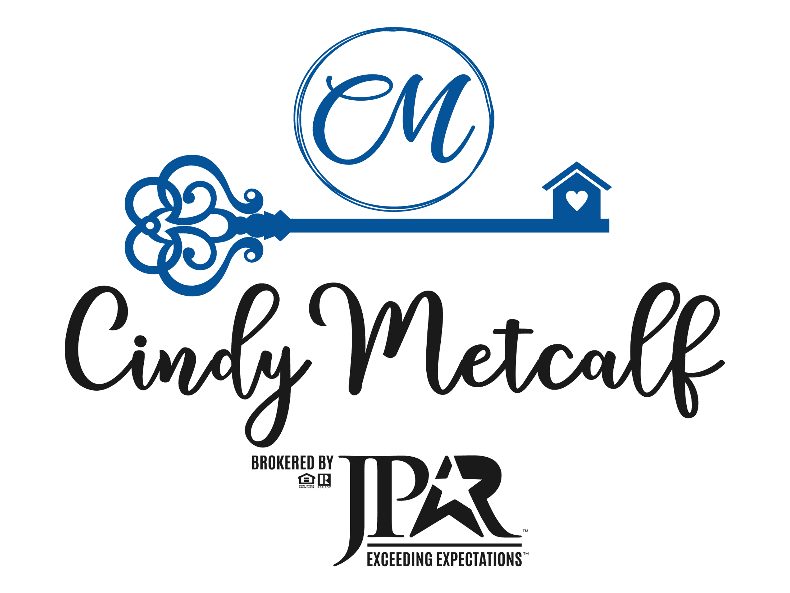 Cindy Metcalf Logo
