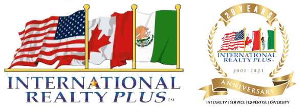 International Realty Plus Logo