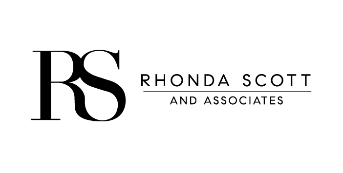 Rhonda Scott Logo