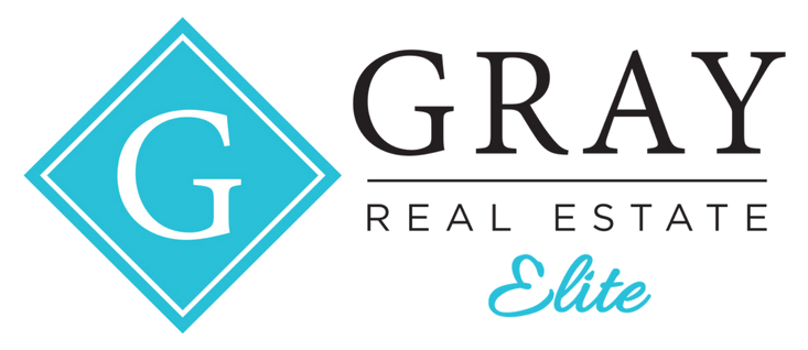 Gray Real Estate Elite Logo