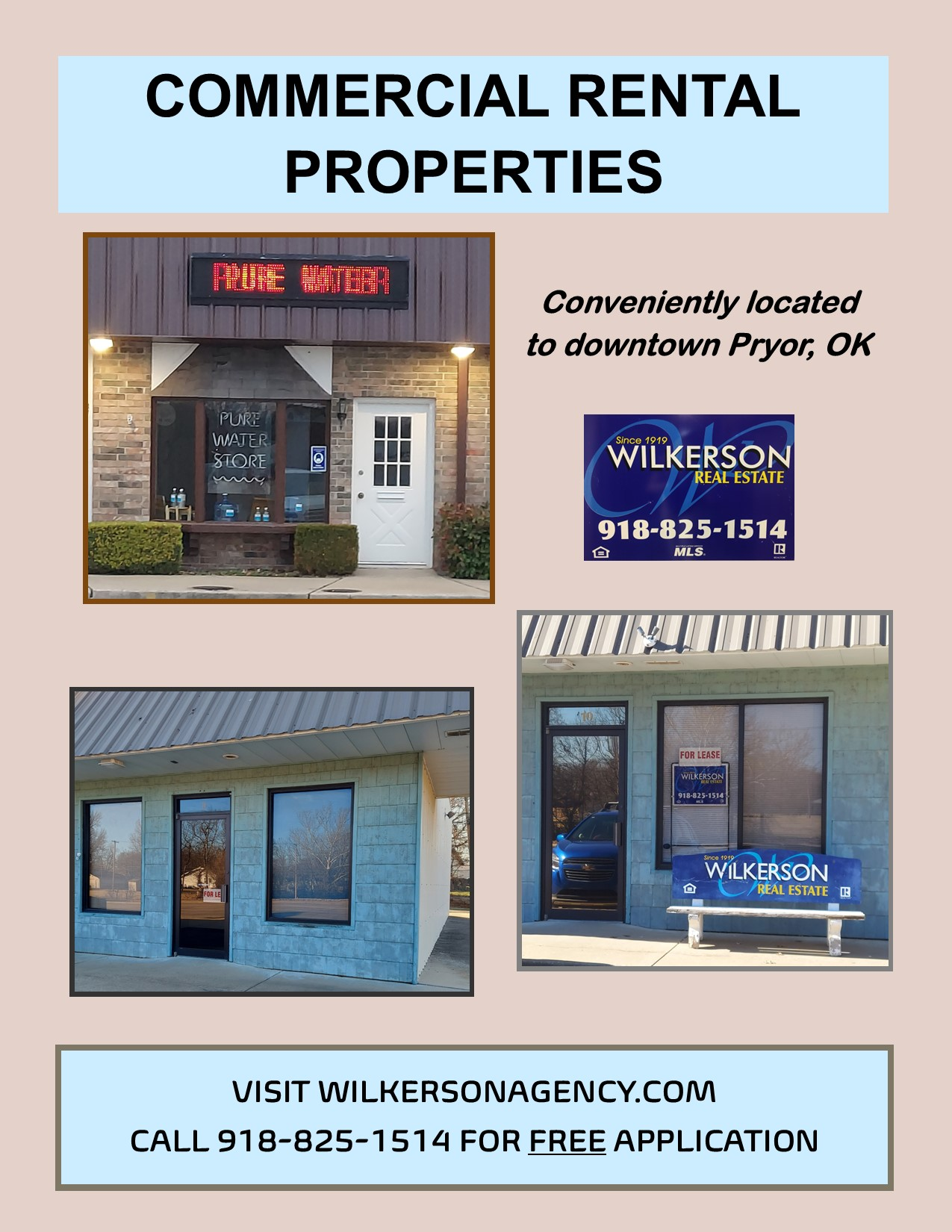 Commercial Rental Properties