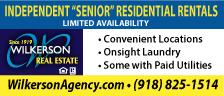 Senior Residential Rentals